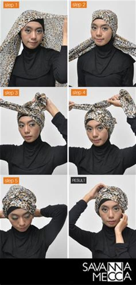 tutorial hijab vemale head scarfs on pinterest head wraps turbans and locs