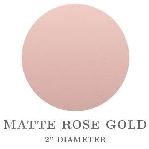 matte rose gold jeep masonrow matte rose gold embossing seals