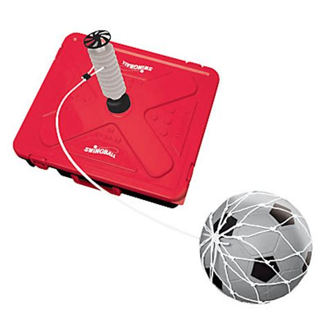 swing soccor new version soccer swingball by mookie toys 3 up