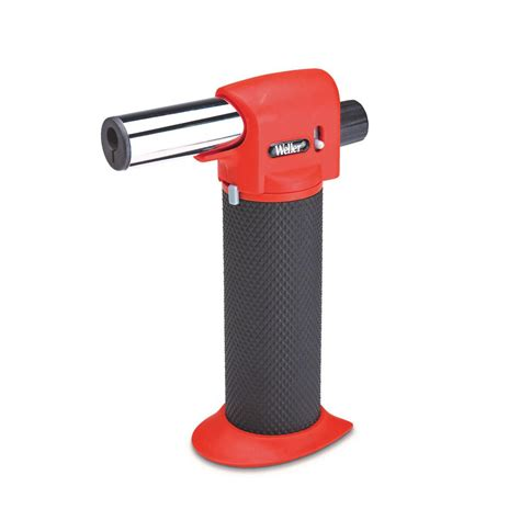 weller magna lite butane table top torch ml200 the home