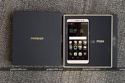 Lcd Coolpad Max A8 coolpad max review ndtv gadgets360
