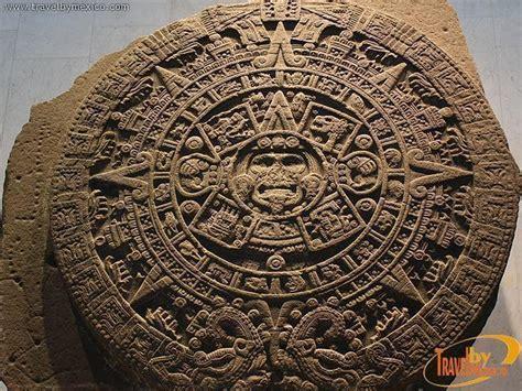 Calendario Solar Azteca Calendario Azteca Piedra Sol Ciudad De M 233 Xico