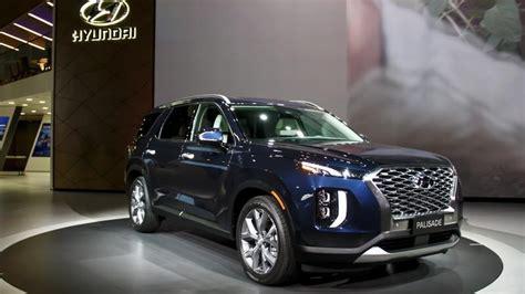 Hyundai Palisade 2020 Price In Pakistan by Hyundai Palisade News Reviews Specifications Prices