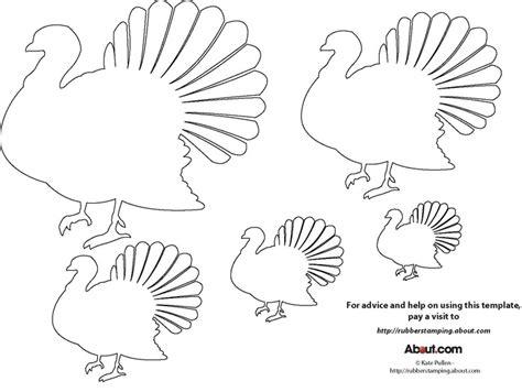 printable turkey stencil free turkey stencils google search thanksgiving tags