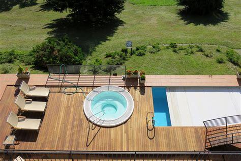 piscina su terrazzo piscine fuori terra interrate su terrazzo o interne in