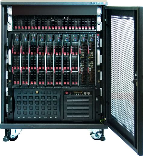blade server rack cabinet processor blade superblade products super micro