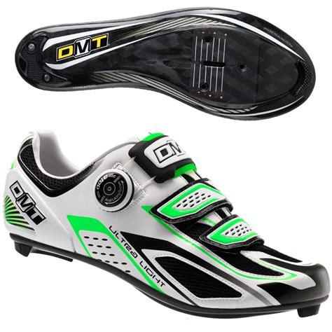 italian road bike shoes dmt s ultra light italian carbon sole elite