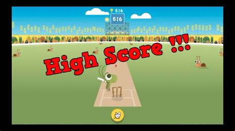highest score in doodle basketball highest score on doodle cricket 516