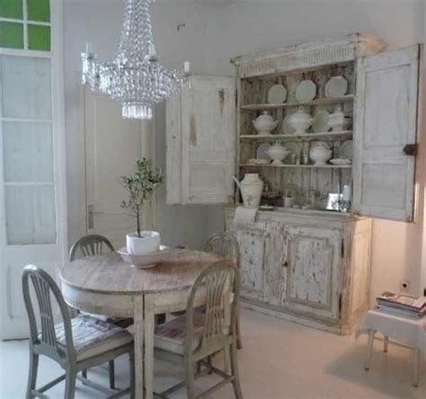 shabby chic dining room cottage dining rooms pinterest