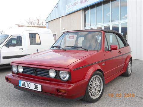 Auto Golf 1 Cabrio by Golf 1 Cabriolet Gli Garage Auto 38