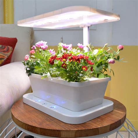 indoor gardening kit smart hydroponics plant growing