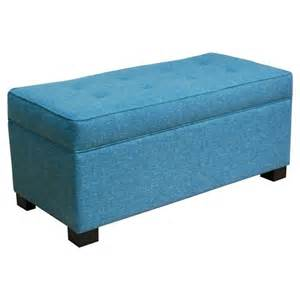 threshold large tufted storage ottoman target