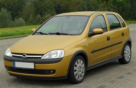 Opel Wiki by Opel Corsa C