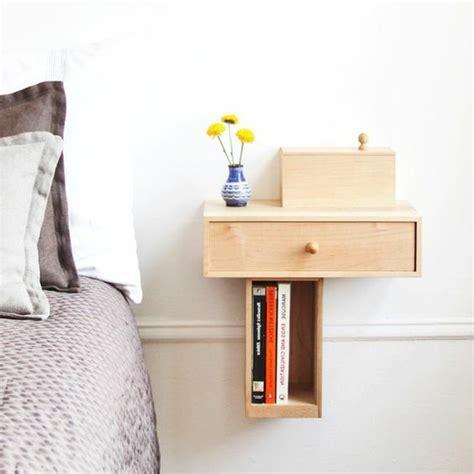 da letto originale creare un comodino alternativo in da letto 20 idee