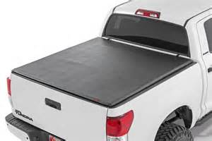 Tri Fold Truck Bed Cover Reviews Soft Tri Fold Bed Cover For 2007 2013 Toyota Tundra