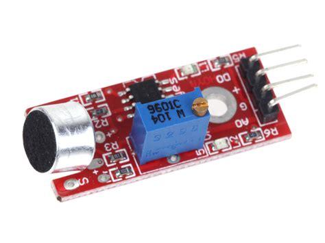 High Sensitivity Sound Microphone Sensor Detection Module For Arduino high sensitivity microphone sensor sound detection for
