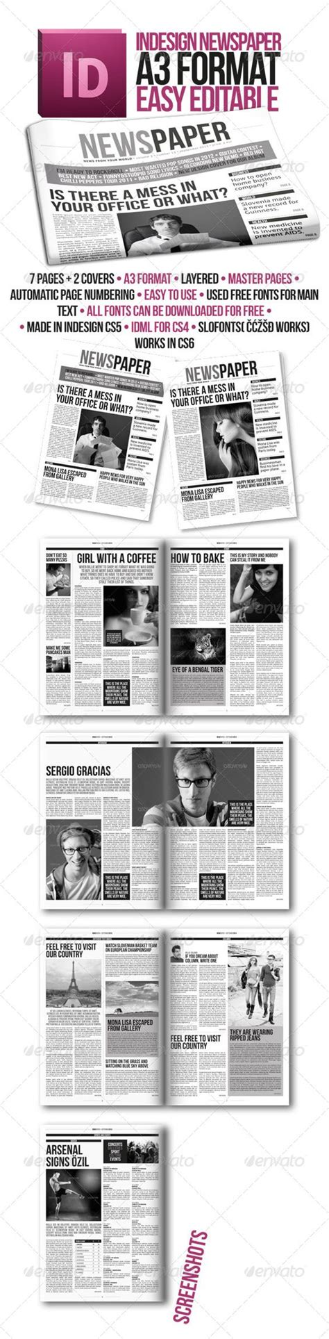 krant sjablonen and tijdschriften on pinterest