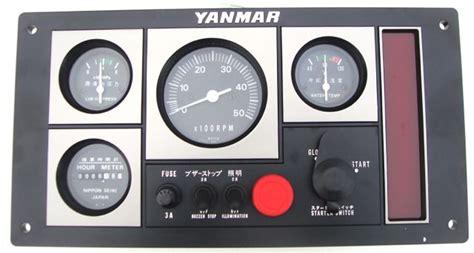 yanmar  panel jh series