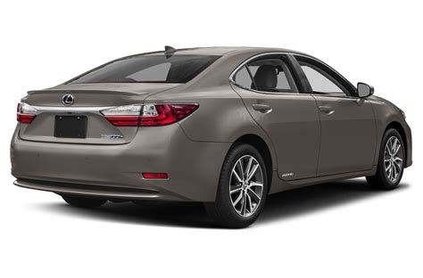 lexus es 2018 lexus es 300h price photos reviews safety