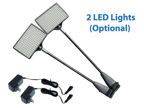 Banner Led Lights by Led Light For Banner Stand A Tradeshow Site