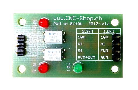 le 0 10v cnc pour usage professionnel et