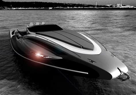 design concept boats tender capri 13m boat by alessandro pannone architect tuvie