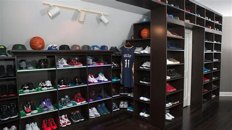 Sneakerhead Closet by The 15 Best Sneaker Closets Sole Collector