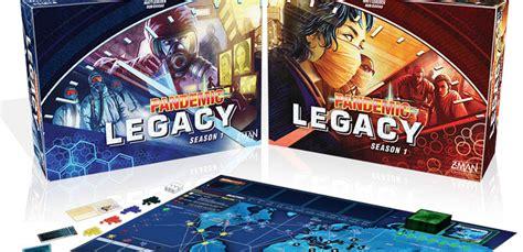 miglior gioco da tavolo pandemic legacy il miglior gioco da tavolo di sempre