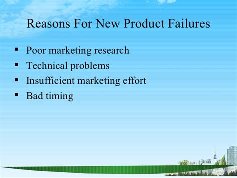 Budget Problems Mba by New Product Innovation Ppt