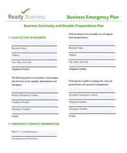sample business action plan 8 example format