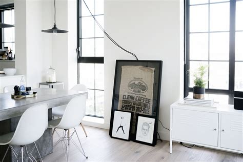 A Scandinavian, Industrial Interior in NYC   Happy Grey Lucky