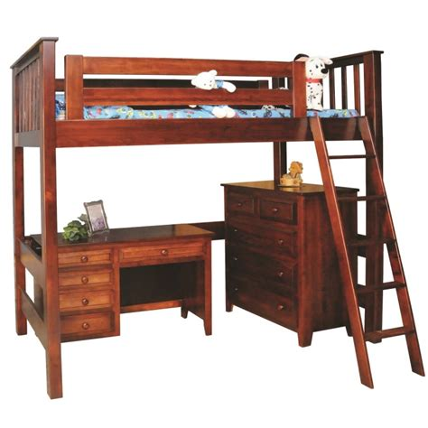 amish bunk beds open loft bunk bed amish made loft bed bunk beds in pa
