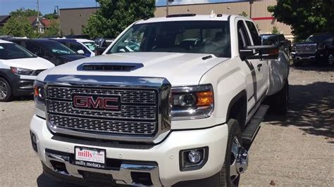 2019 Gmc 3500 Dually Denali by 2018 Gmc 3500hd Denali Motavera