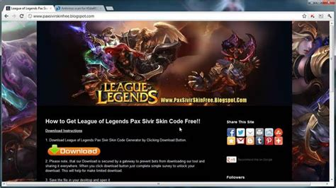 League Of Legends Skins Giveaway - league of legends pax sivir skin free giveaway on vimeo