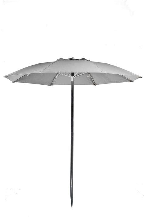 7.5 ft. Beach Fiberglass Umbrella   Marine Grade Canopy