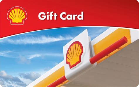 100 shell gas gift card mail delivery ebay - Shell Gift Card
