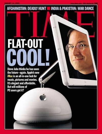 design magazine careers time steve jobs covers 2002 magazine cover design