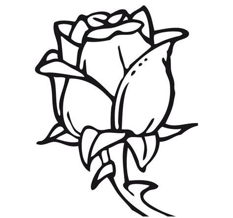 imagenes de flores reales para imprimir dibujos de rosas para colorear pintar e imprimir
