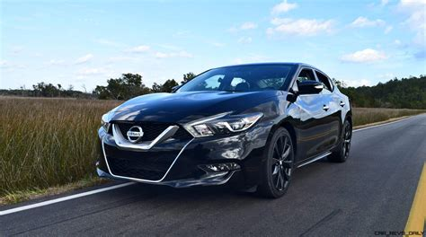 midnight nissan maxima 2017 nissan maxima sr midnight edition hd road test review