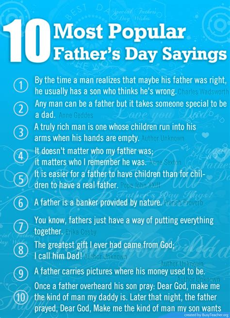 good themes quotes family quotes ten popular quote of fathers day quote in