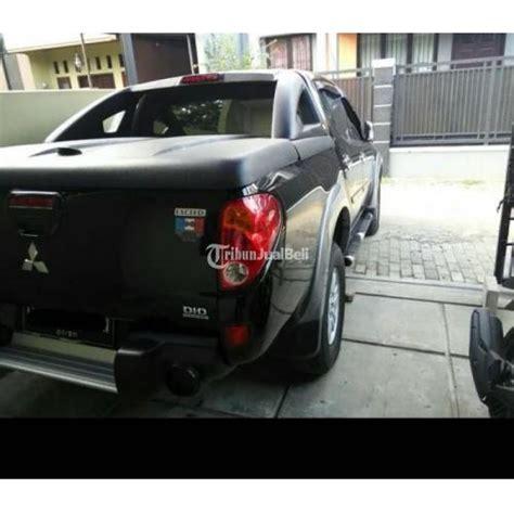 Tv Mobil Jawa Timur mobil mitsubishi strada triton exceed black 2013 mulus