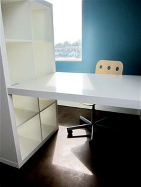 desk with bookshelf on side 1000 ideas about two person desk on 2 person