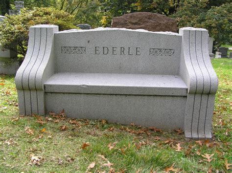 grave benches file bench at grave of gertrude ederle 1024 jpg wikipedia