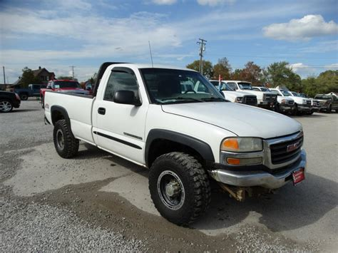 2004 gmc sierra 2500 heavy duty for sale in medina oh southern select auto sales