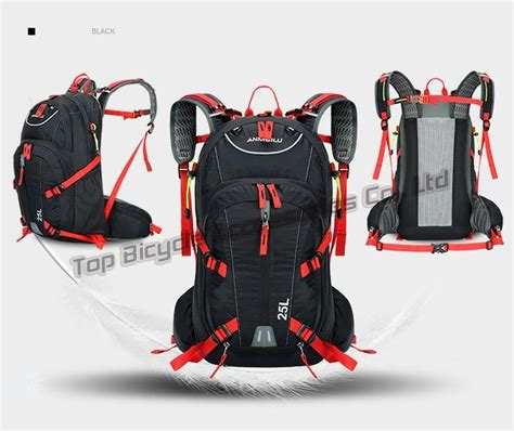 I Quit Cover Bag Raincover 25l anmeilu outdoor waterproof backpack 25l outdoor bag rucksack cycling climbing hiking cing