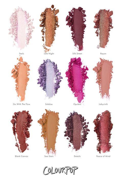 Colourpop Element Of Surprice Eyeshadow element of colourpop