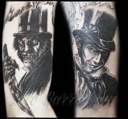 jekyll amp hyde tattoo tattoo parte del brazo interior y