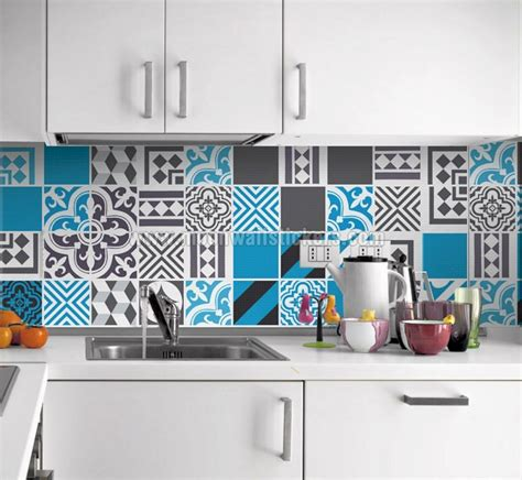 Kitchen Backsplash Decals Kitchen Tile Decals