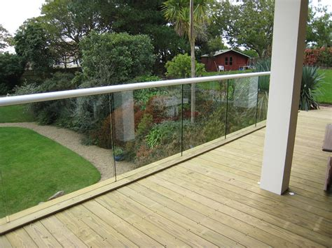 Outside The Home   Glass Balconies and Balustrades from