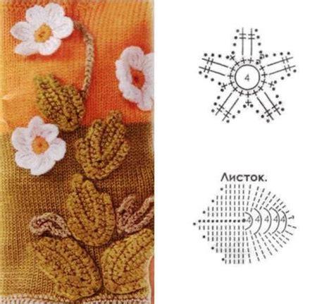 fiori semplici all uncinetto fiori foglie uncinetto semplici magiedifilo it punto